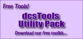 Free dcsTools Utility Pack